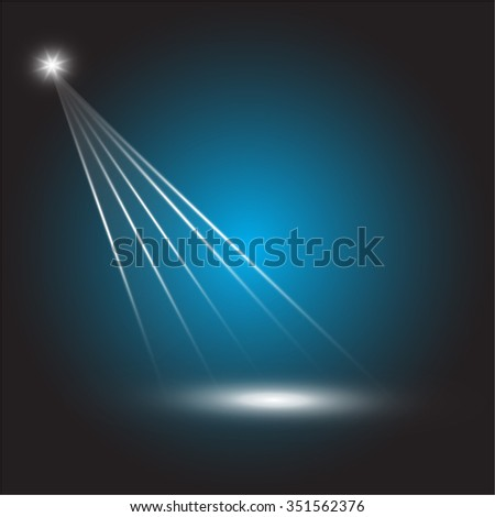 Vector abstract  light background - stock vector