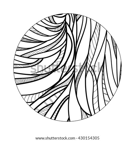 vector adult coloring page abstract background stock vector 2018 rh shutterstock com Vector Flower Crayon Vector