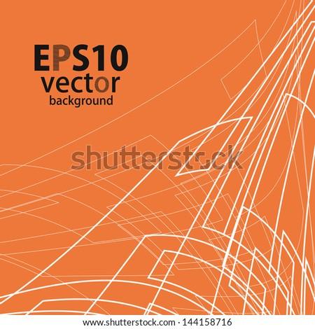 vector background - stock vector