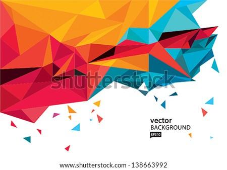 vector background EPS10 - stock vector