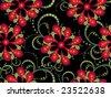 Vector Background Pattern - stock vector
