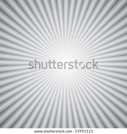 vector background ray - stock vector
