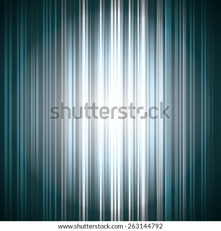 Vector Background with Shiny Stripes.  - stock vector