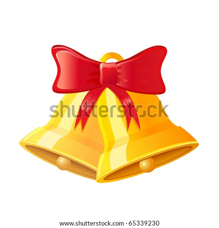 Vector bells - stock vector