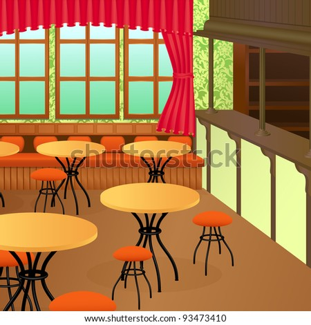 Restaurant cartoons Stock Photos, Images, & Pictures ...