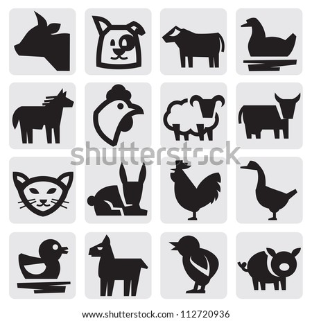 Animal Icon Stock Images, Royalty-Free Images & Vectors   Shutterstock