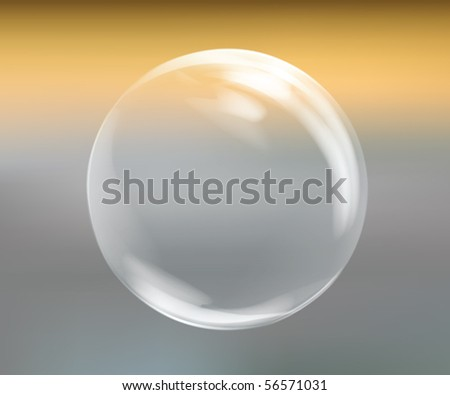 Vector Bubble clip art