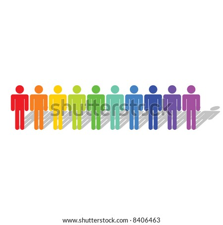 Vector - Business Concept - Diversity