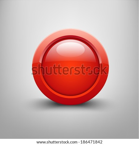 Vector Button.Red