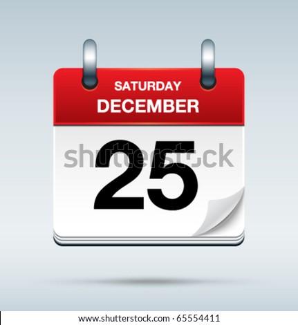 Calendar Date Vector Vector Calendar