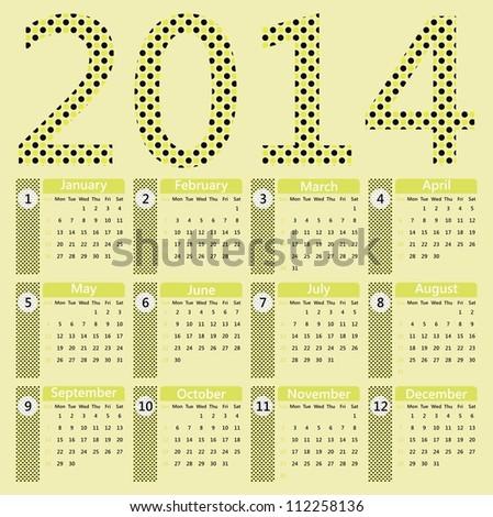 2013 Calendar 12 Months | Calendar Template 2016
