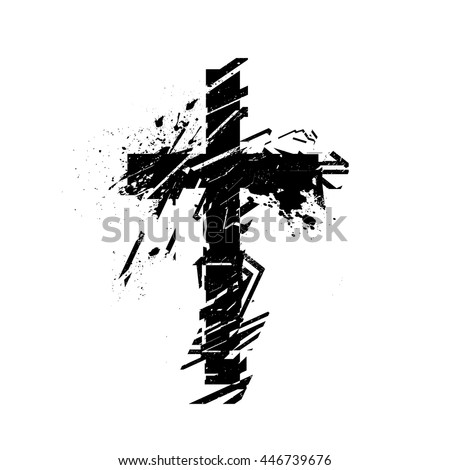 Cross Tattoo Stock Images Royalty Free Images Amp Vectors