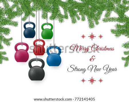 Bell Template For Christmas Decoration Best Vector Christmas New Year Greeting Card Stock Vector 772141405 Design Decoration