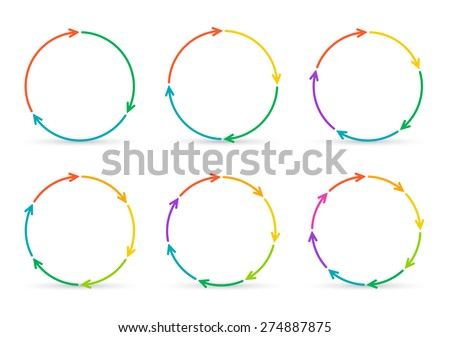 Vector circle arrows infographic template diagram stock photo photo vector circle arrows for infographic template for diagram graph presentation and chart ccuart Image collections