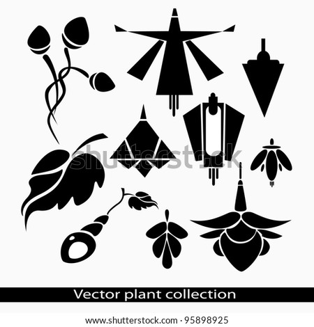 Vector collection - stock vector