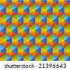 Vector color background - stock vector