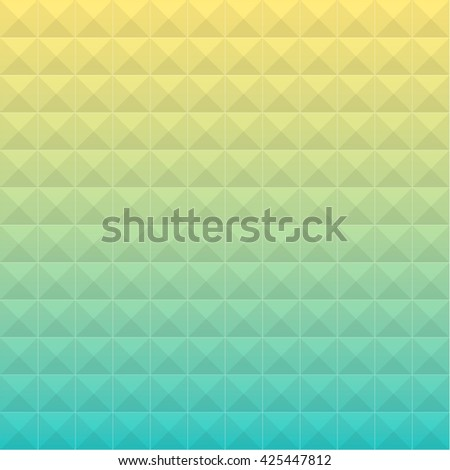 Vector colorful abstract  geometric texture. Design background. Artistic vintage pattern. Business cover.  - stock vector