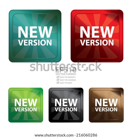 New And Improved Sticker Stock Photos, Images, & Pictures ...