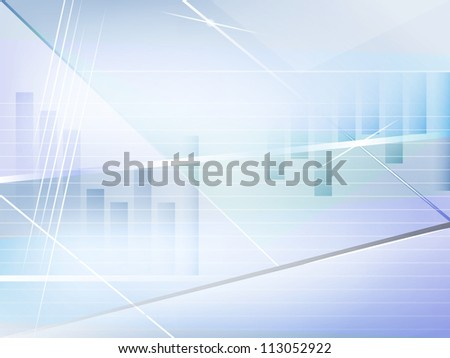 vector conceptual background, gradient mesh and transparency used, raster version available - stock vector