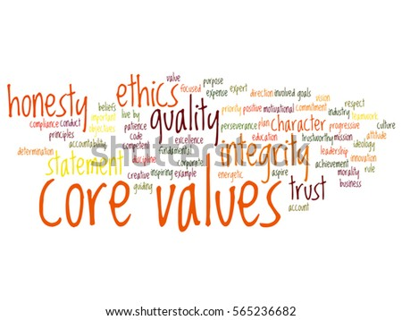 integrity core issues in ethics and In ethics, integrity is regarded as the honesty and truthfulness or accuracy of one's measures and principles all derive from a single core group of values the concept of integrity may also feature in business contexts beyond the issues of employee/employer honesty and ethical.