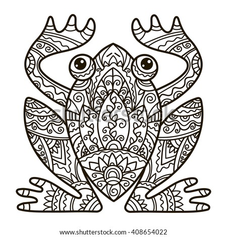 Frog Tattoo Stock Photos, Royalty-Free Images & Vectors - Shutterstock