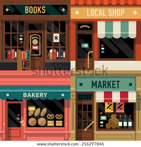 Shop Front Stock Images Royalty Free Images Amp Vectors