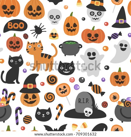 Cute Halloween Stock Images, Royalty-Free Images & Vectors ...