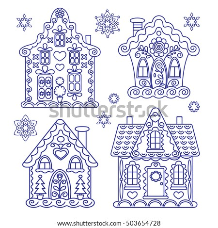 Vector Doodle Style Hand Drawing Painting Stock Vector (Royalty Free