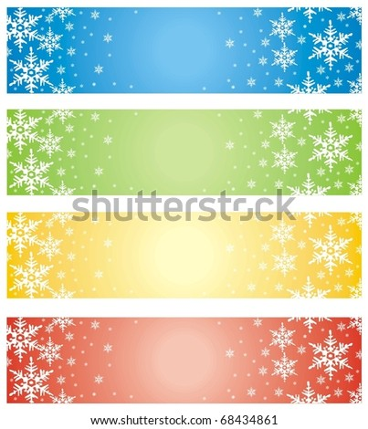 Vector editable illustration of Christmas