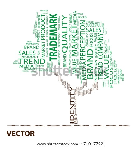 Text Cloud Silhouette Pisces Stock Illustration 94632217
