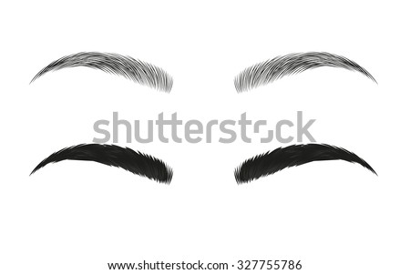 Eyebrows Stock Photos, Royalty-Free Images & Vectors - Shutterstock