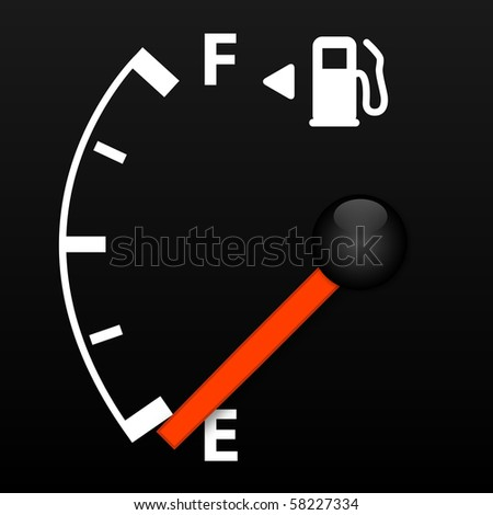 Vector Gas Gauge