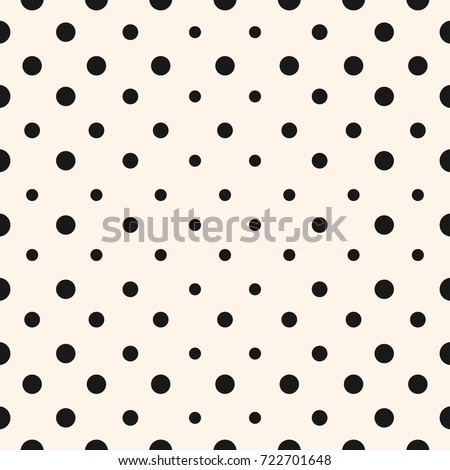 vector geometric halftone seamless pattern circles stock vector hd rh shutterstock com halftone vector background halftone vector download