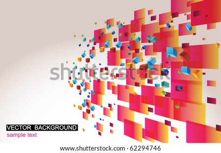 Vector Geometrical Background