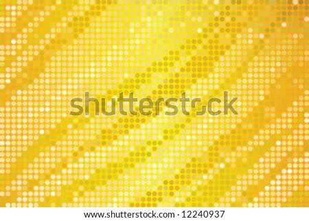 vector gold glamour glitter background - stock vector