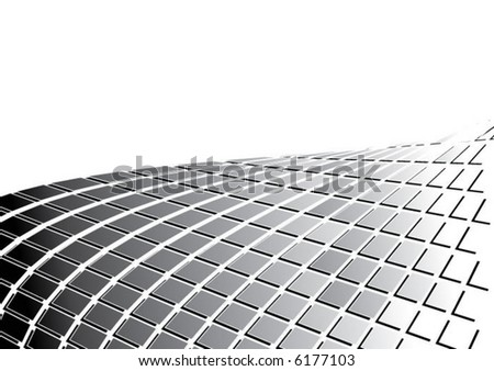 vector grid - stock vector