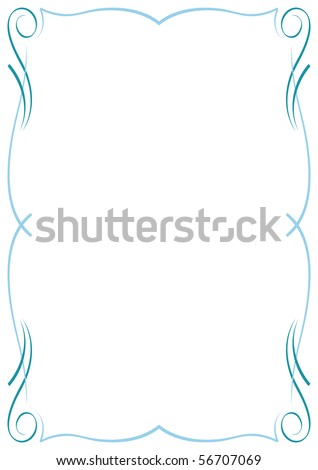 Vector hand-drawn illustration. Color changes. - stock vector
