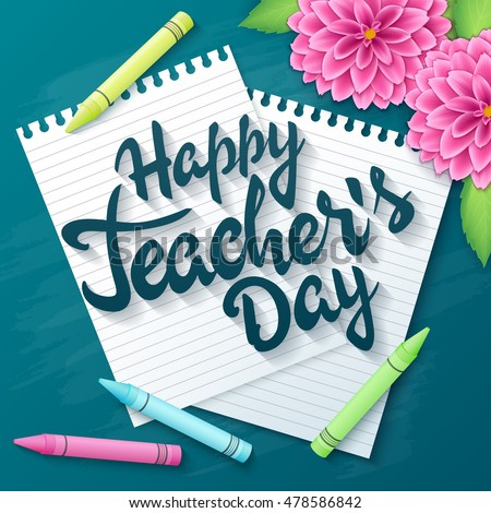 Image result for teachers day poster images