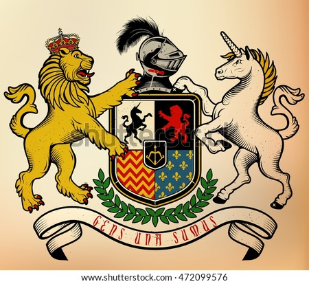 The National Coat of Arms  South African History Online