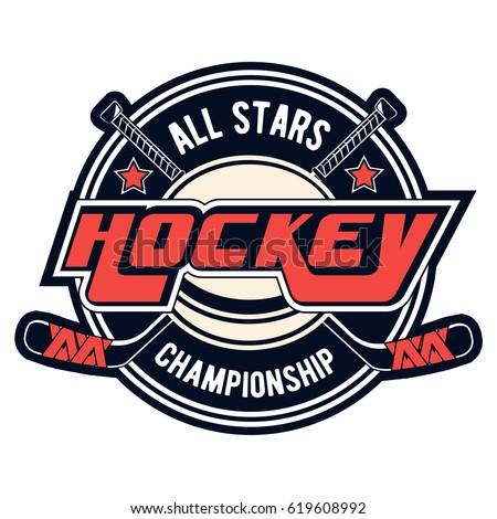 Hockey logo designer