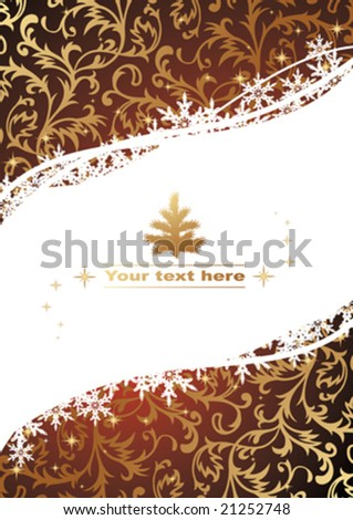 Vector. Holiday Background - stock vector