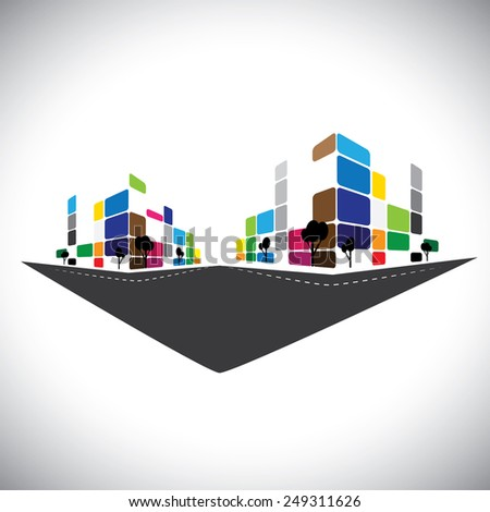 vector icon - building of home apartment or super market or office space. This also represents urban commercial structures, hotels, super centers, banks, skylines, skyscrapers, highrises, architecture - stock vector