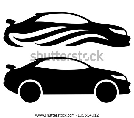 Car Vector Icon icons Car stock vector