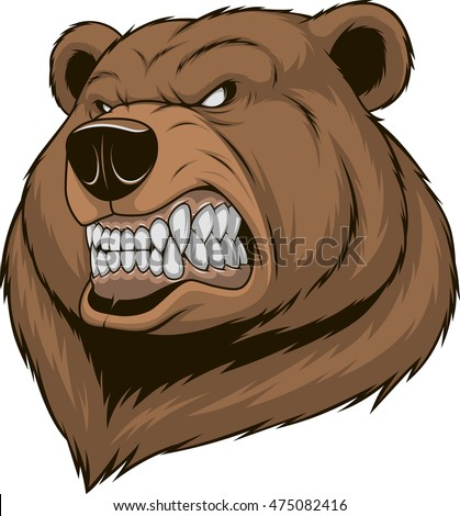 Bear Head Stock Images Royalty Free Images Amp Vectors Shutterstock