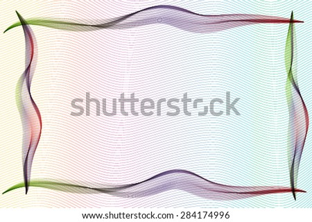 vector illustration abstract modern background