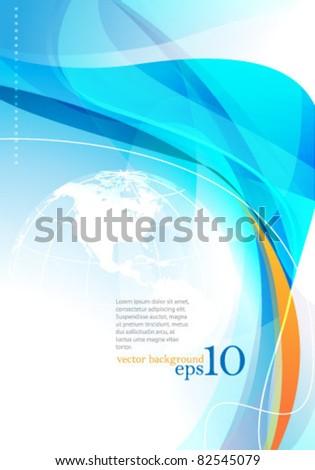 Vector Illustration Background - stock vector