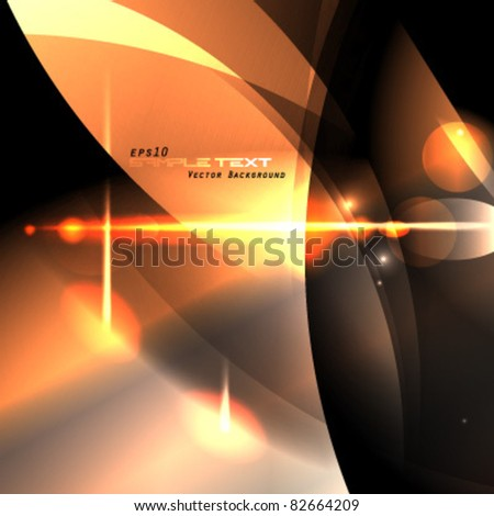 Vector Illustration Background - stock vector