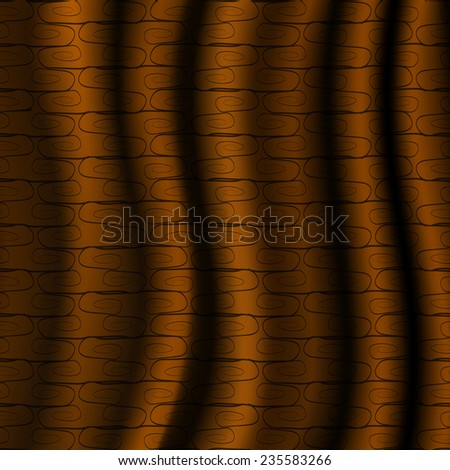 vector illustration background. abstract pattern on fabric
