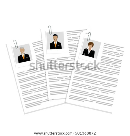 business contract vector illustration contract icon stock