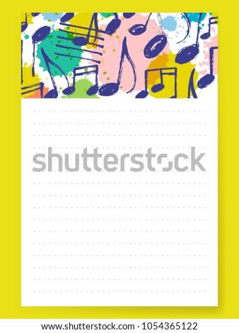 memo sheet template